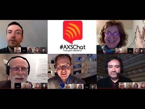 AXSchat with Vint Cert and David Bray
