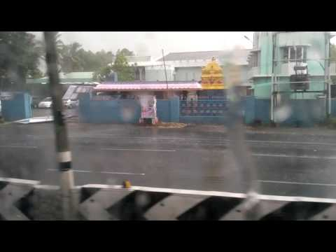 Heavy rain in Coimbatore today - News today