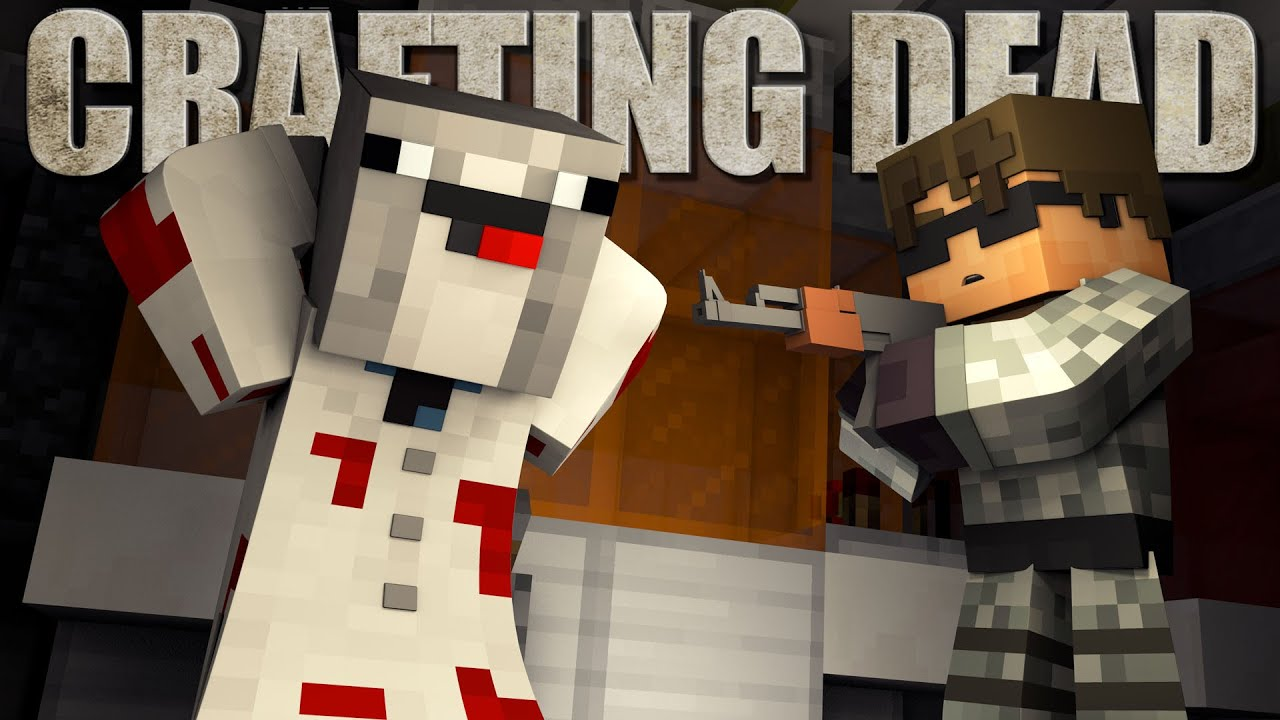Minecraft crafting dead 39 end of the road 39 10 the wa for Minecraft crafting dead servers