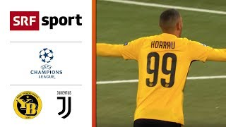 Young Boys - Juventus Turin 2:1 | Highlights - Champions League 2018/19