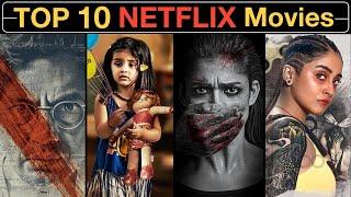 Top 10 Best NETFLIX Movies In Hindi | Deeksha Sharma