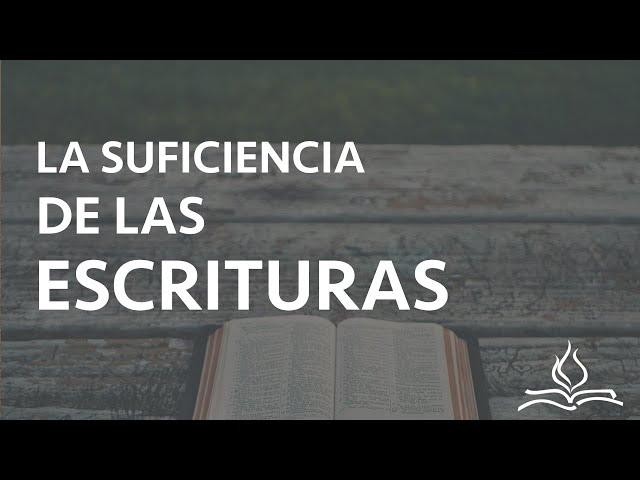 La Suficiencia de Dios en la Consejería Bíblica - Newton Peña