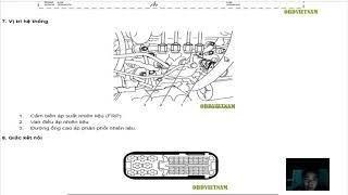 p0089 . Phân tích mã lỗi p0089 của xe ISUZU DMAX 2011