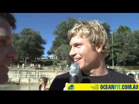 2011 OceanFit Clovelly Ocean Swim Event