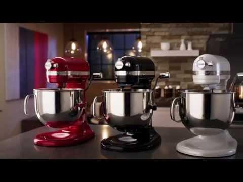 Kitchenaid Countertop Oven Youtube : Pro Line? Series Stand Mixer KitchenAid - YouTube