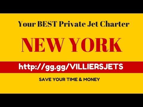 Jet Charter New York