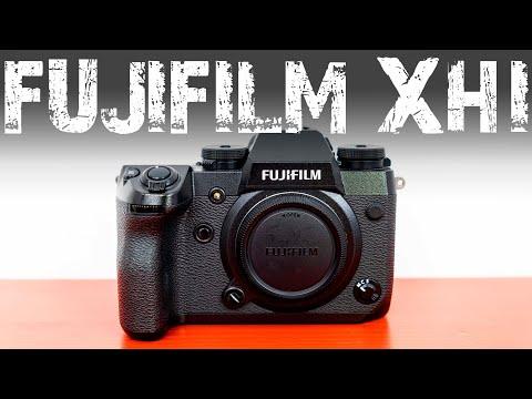 Fujifilm X-H1 In Field Review - Best Fujifilm Camera X-H1 vs  X-T3?