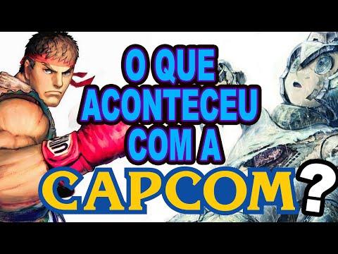 Capcom, DLC e Crise