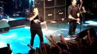 The Dropkick Murphys - Curse of a Fallen Soul live