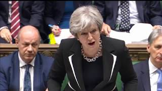 Prime Minister's Questions: 15 November 2017