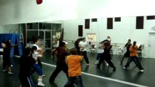 Live In Color - Phil's Choreography to Pocketbook