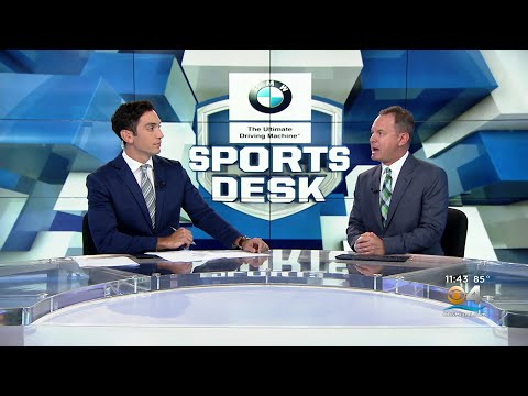 WEB EXTRA: CBS Sports Desk Discussion With Mike Cugno & Craig Mish On Marlins Draft Picks