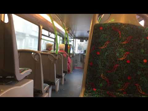 *RARE AND FREE WIFI* Connexions Buses Scania Omnidekka YN04 UJY | Service: X1