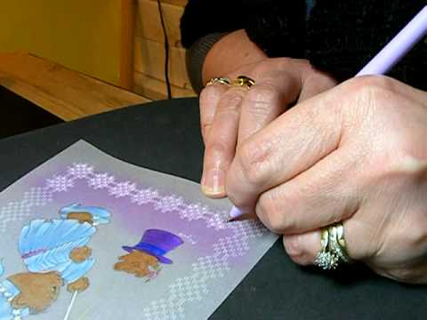 Parchment Craft Embossing www.wightcat.com