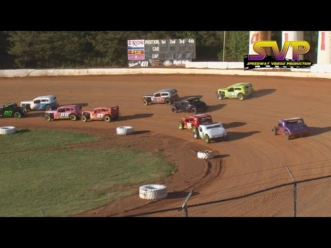 Classic / 20 Lap Feature / 411 Motor Speedway / April 9 , 2016