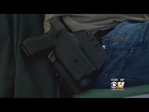 'Campus Carry' Expands To Texas Community Colleges