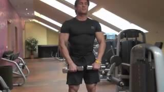Упражнения с гантелями - Дмитрий Яшанькин