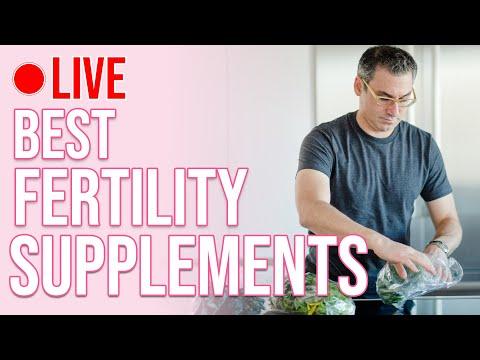 BEST Fertility SUPPLEMENTS 2020 By The Fertility Expert