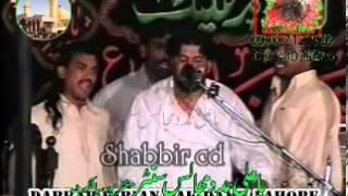 Zakir Syed Mushtaq Shah-Arzeo Nabi De - Qasida
