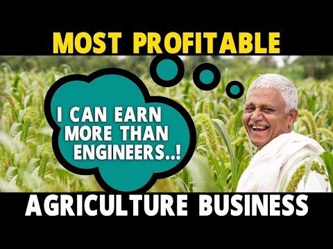 most-profitable-agriculture-business-ideas---2020-|-best-farming-business-in-india