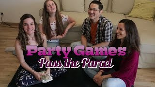 Party Game Ideas- Pass the Parcel