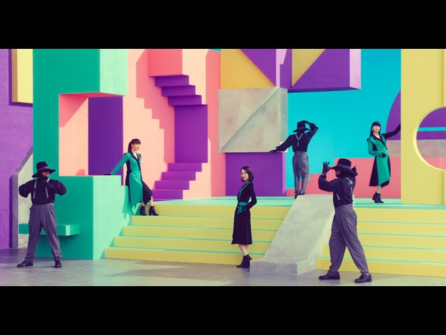 [Official Music Video] Perfume 「Time Warp」(short ver.)