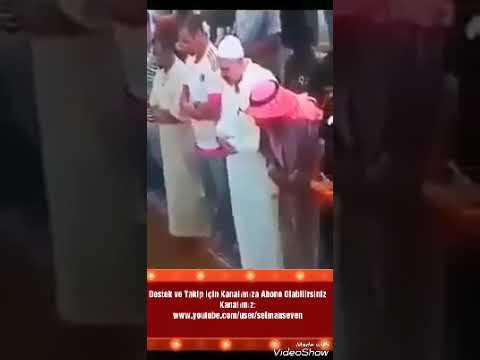 NAMAZ KILARKEN ÖLECEĞİNİ ANLADI VE RUHUNU SECDEDE TESLİM ETTİ.!