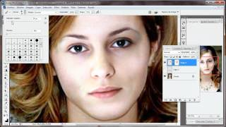 Cambiar rostro a una persona a la perfeccion [HD] - Adobe Photoshop Cs3