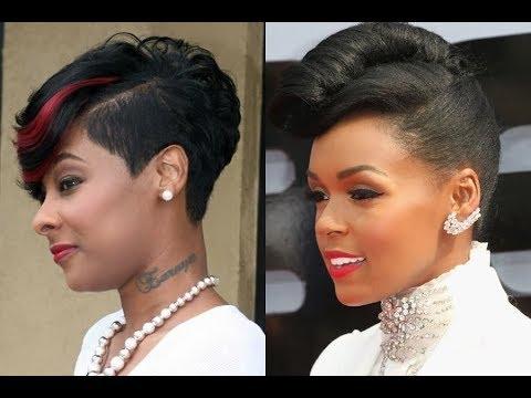 Haircut styles for black ladies 2020