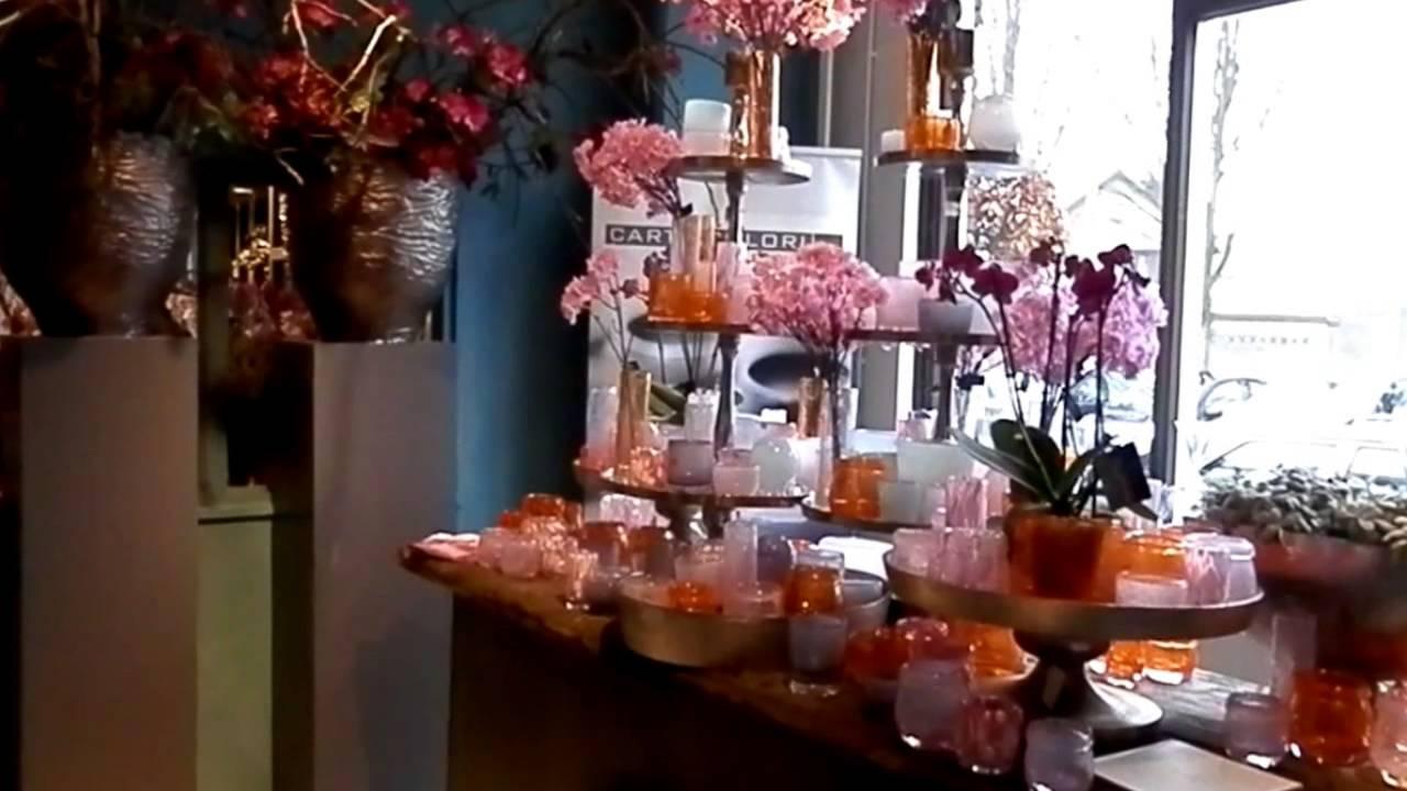 Violien bloemen en interieur / Breda - YouTube