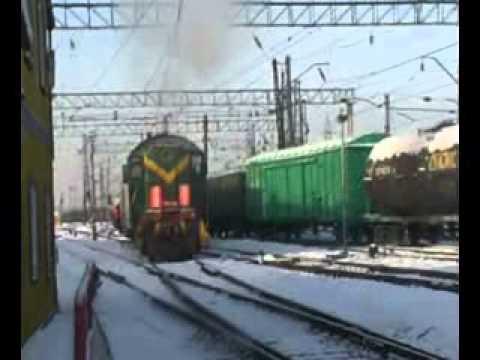 Охрана труда при коммерч. осмотре поездов и вагонов