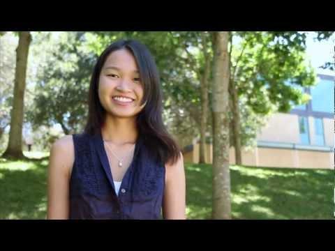 Stanford Engineering Graduate Fellow Ivy Huang