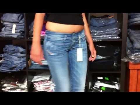 WOMEN DIESEL JEANS HUSHY 8W7 www.latestbrandstyle.com