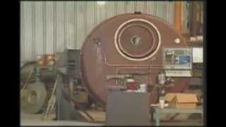 Cleaver-Brooks: Boiler Works -- How a Firetube Boiler is Manufactured