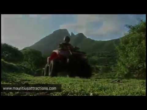 Casela Quad Biking – Safari en Quad (Mauritius – Ile Maurice)