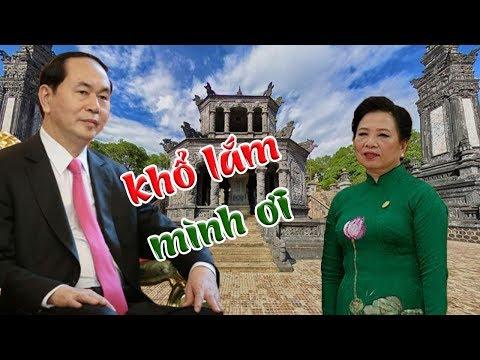 Rộ tin đồn cố CTN Trần Đại Quang về báo mộng cho vợ ngừng xây lăng ngàn tỉ