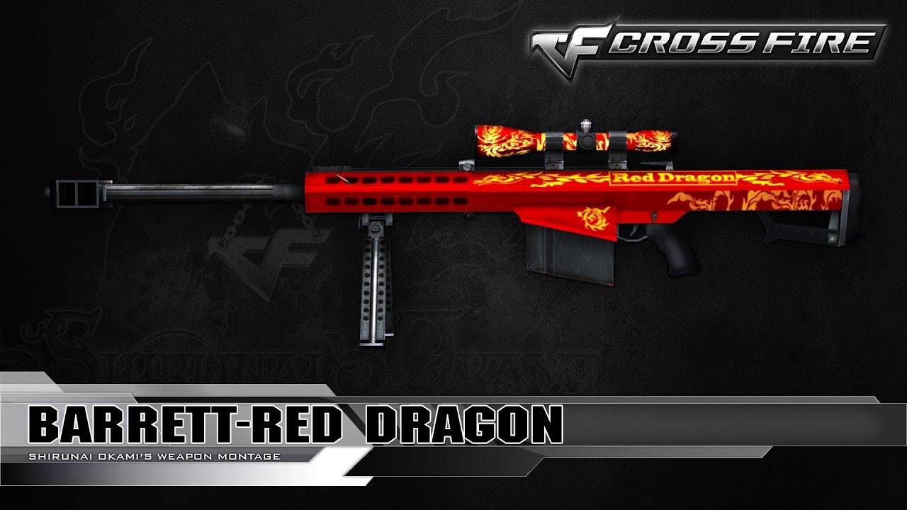 [CFVN-Đấu Đơn] ♢3z Red Dragon☆By Vũ's Nhỏ's