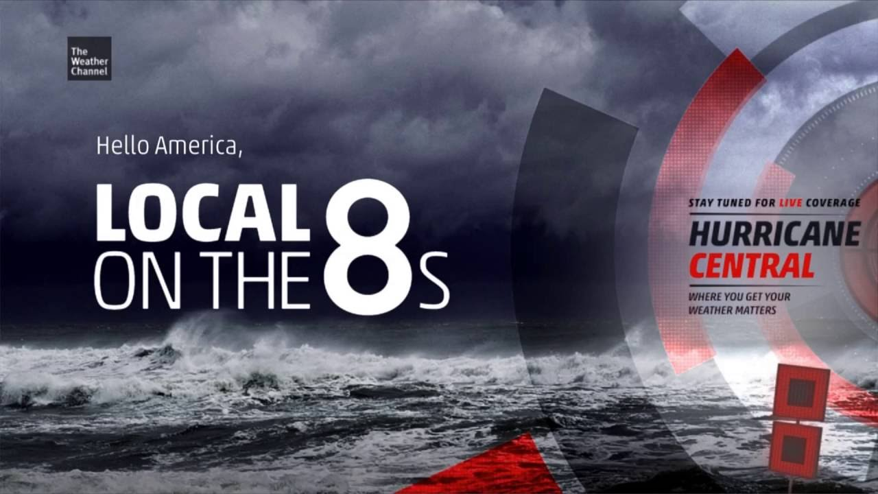 the weather channel local on 8s hurricane matthew october