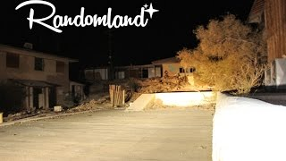 Abandoned Prison after Midnight - Halloween Randomland!