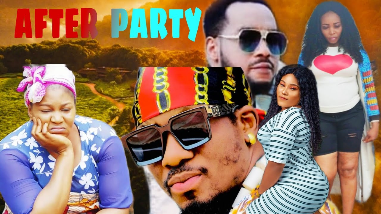 Download AFTER PARTY Nollywood Actor Nonso Diobi And Jnr Pope At War Trending Nigeria Movie PART 1