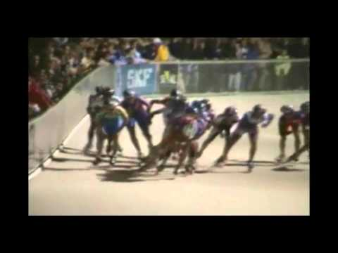 2001 Junior World Championships - 15K Elimination (Track) Valance D'Agen