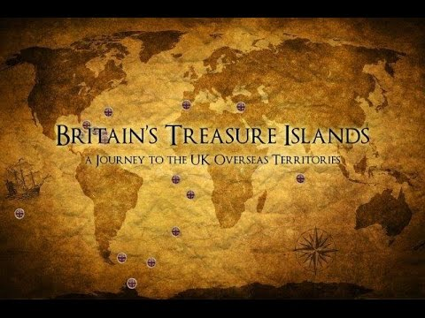 Filming the Britain's Treasure Islands TV documentary series