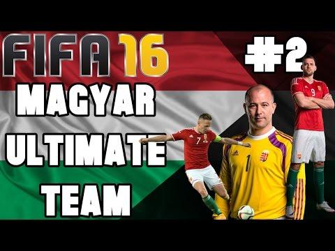 MAGYAR VÁLOGATOTT | FIFA 16 ULTIMATE TEAM | ELSŐ MAGYAR JÁTÉKOS!