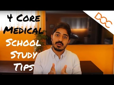 4 Core Study Techniques Every Medical Student Should Know