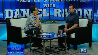 Senator Antonio Trillanes IV on Get it Straight (Part 1)