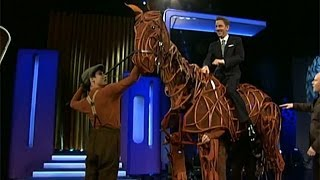 Ryan meets War Horse | The Late Late Show