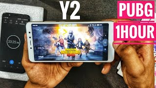 Redmi Y2 PUBG 1 Hour Play Review,HIGH HD Extreme Graphics Test,Battery and Temperature Test,Lags?