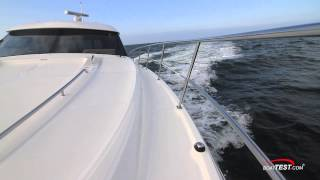 Sea Ray 470 Sundancer Test 2015- By BoatTest.com