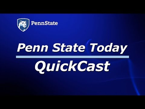 Penn State Today QuickCast: September 25, 2017