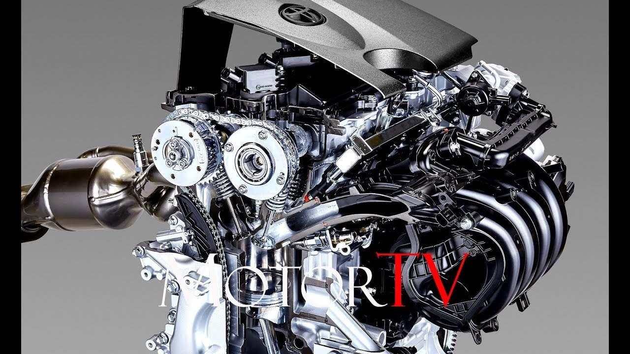TECHNOLOGY : TOYOTA 2018 NEW 4 CYL / 2 0 LITER DYNAMIC FORCE ENGINE